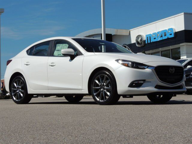 2018 Mazda Mazda3 4-Door Grand Touring Wilson NC