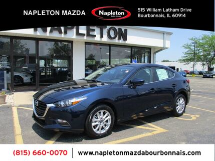 2018_Mazda_Mazda3 4-Door_Sport_ Bourbonnais IL