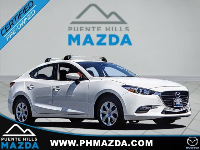 2018 Mazda Mazda3 4-Door Sport City of Industry CA