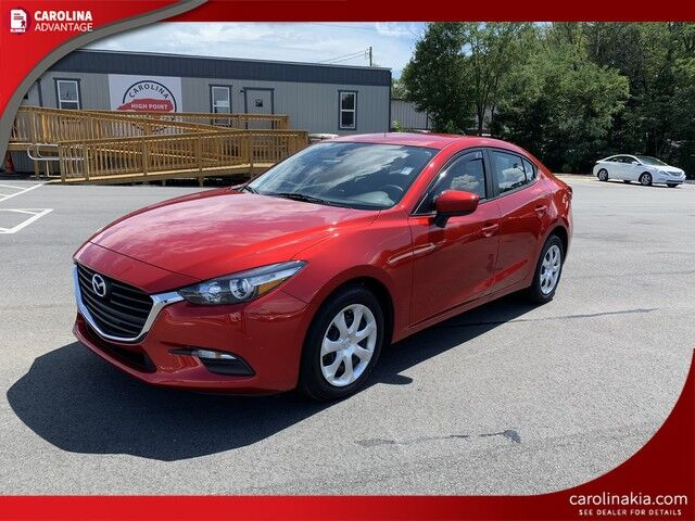 2018 Mazda Mazda3 4-Door Sport High Point NC