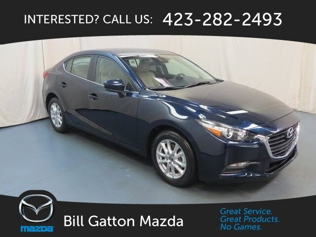 2018 Mazda Mazda3 4-Door Sport Johnson City TN