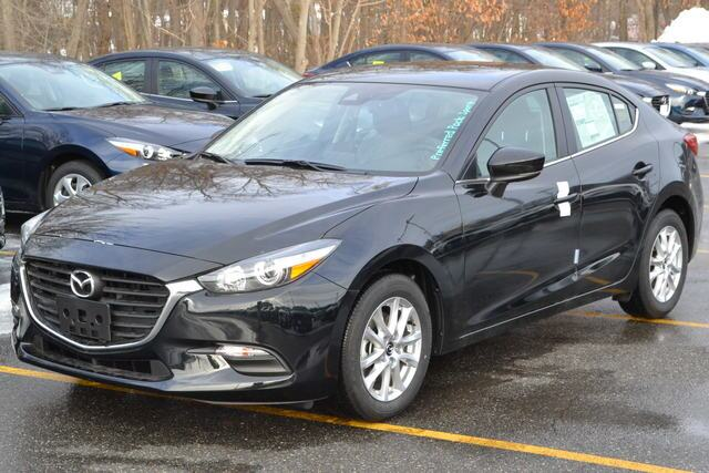 2018 Mazda Mazda3 4-Door Sport Preferred Lowell MA