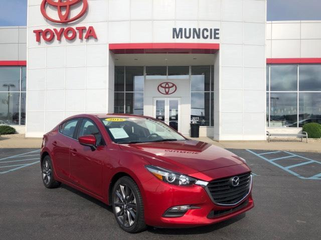 2018 Mazda Mazda3 4-Door Touring Auto Muncie IN