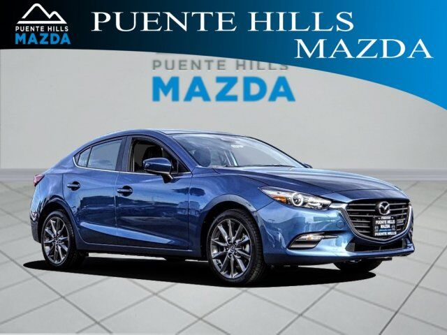 2018 Mazda Mazda3 4-Door Touring City of Industry CA