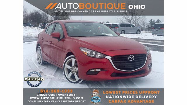2018 Mazda Mazda3 4-Door Touring Columbus OH