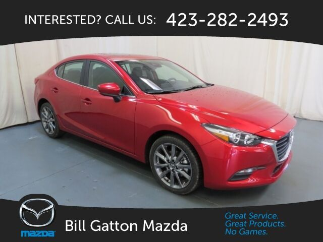 2018 Mazda Mazda3 4-Door Touring Johnson City TN