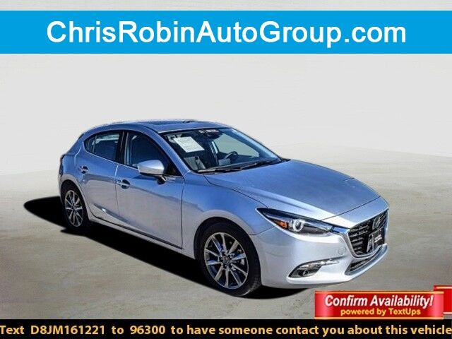 2018 Mazda Mazda3 5-Door GRAND TOURING AUTO Odessa TX