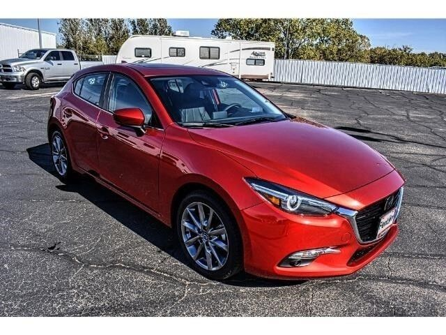 2018 Mazda Mazda3 5-Door Grand Touring Amarillo TX