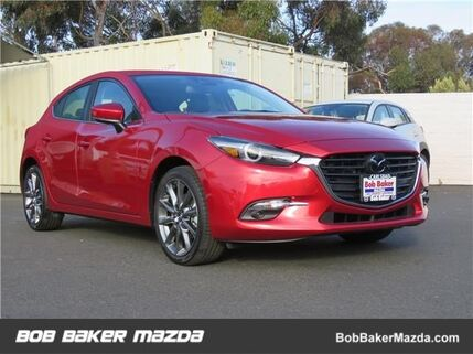 2018_Mazda_Mazda3 5-Door_Grand Touring_ Carlsbad CA