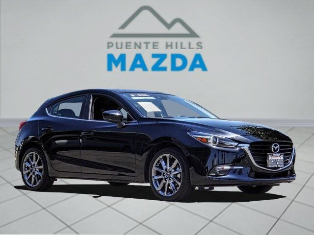 2018 Mazda Mazda3 5-Door Grand Touring City of Industry CA