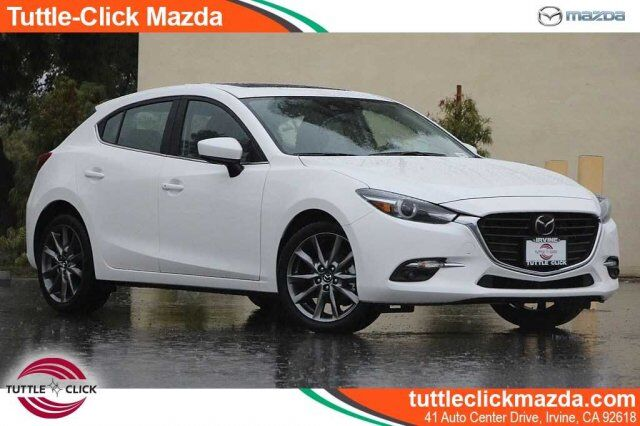 2018 Mazda Mazda3 5-Door Grand Touring Irvine CA