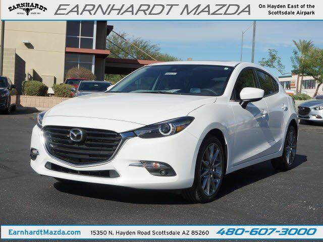 2018 Mazda Mazda3 5-Door Grand Touring Scottsdale AZ
