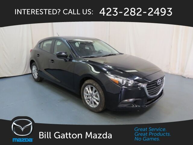 2018 Mazda Mazda3 5-Door Sport Johnson City TN