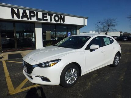 2018_Mazda_Mazda3 5-Door_Sport_ Bourbonnais IL