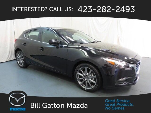 2018 Mazda Mazda3 5-Door Touring Johnson City TN