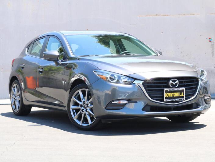 2018 Mazda Mazda3 5-Door Touring Los Angeles CA