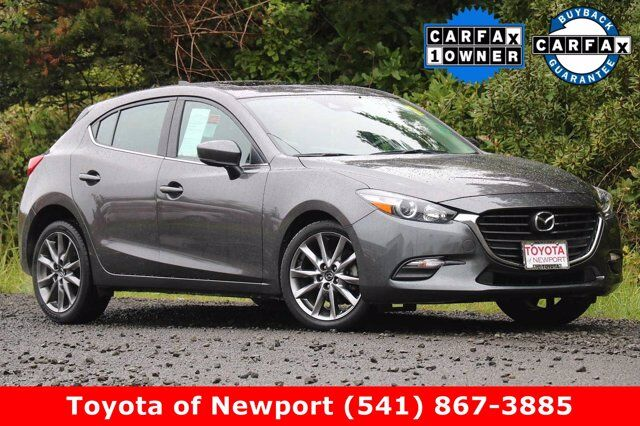 2018 Mazda Mazda3 5-Door Touring w/ BOSE AND MOONROOF Newport OR