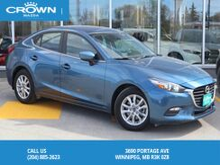2018_Mazda_Mazda3_GS **No Accidents/One Owner/Unlimited KM Warranty**_ Winnipeg MB