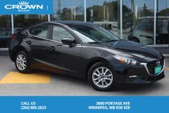 2018_Mazda_Mazda3_GS **Unlimited KM Warranty/Accident Free**_ Winnipeg MB