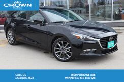 2018_Mazda_Mazda3_GT *LOCAL ONE OWNER TRADE WITH 100% CLEAN CARFAX REPORT*_ Winnipeg MB