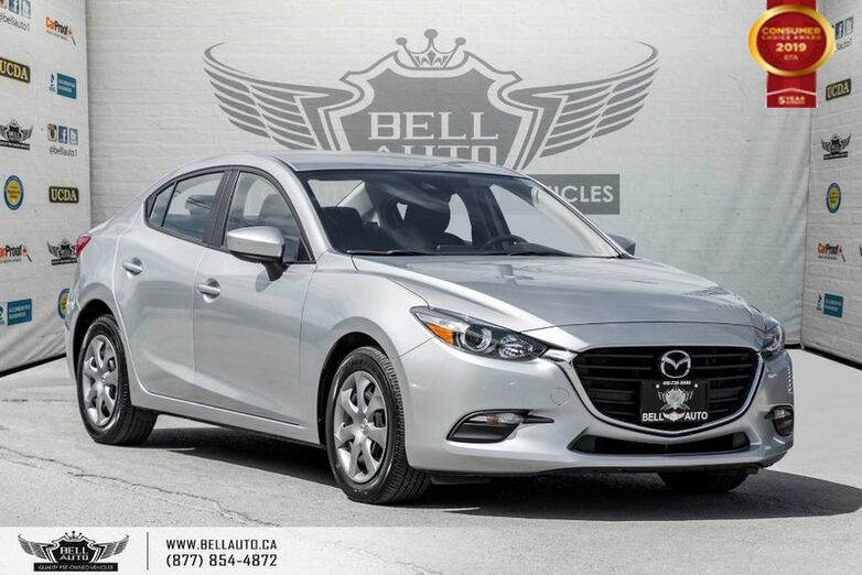 2018 Mazda Mazda3 GX, BACK-UP CAM, BLUETOOTH, SKYACTIVE, KEYLESS ENTRY Toronto ON