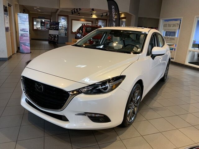 2018 Mazda Mazda3 Grand Touring Base Hickory NC
