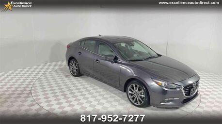 2018_Mazda_Mazda3_Grand Touring /CAM/HEAD-UP/PUSH START/USB/P2_ Euless TX