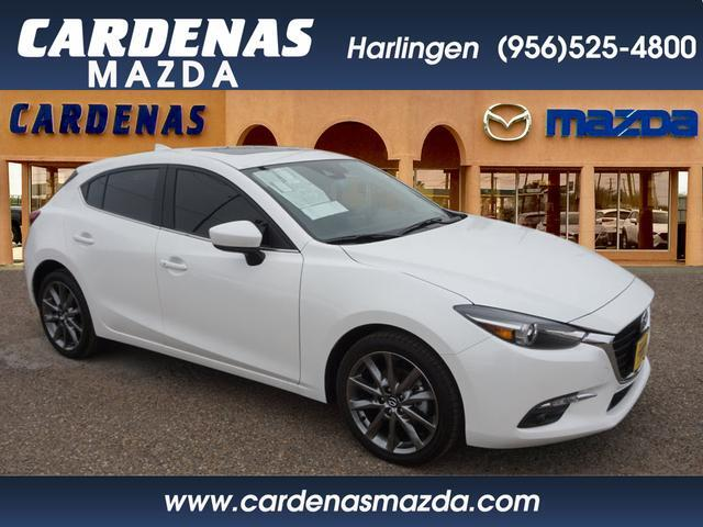 2018 Mazda Mazda3 Grand Touring Harlingen TX