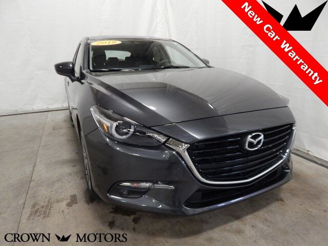 2018 Mazda Mazda3 Grand Touring Holland MI