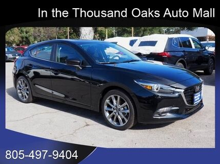 2018_Mazda_Mazda3_Grand Touring_ Thousand Oaks CA