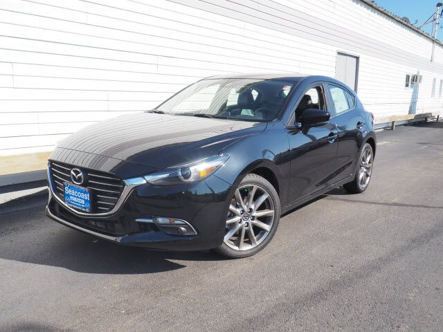 2018 Mazda Mazda3 Hatchback Grand Touring Portsmouth NH