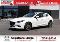 Mazda Mazda3 Hatchback Grand Touring w/ Premium Equipment Package 2018