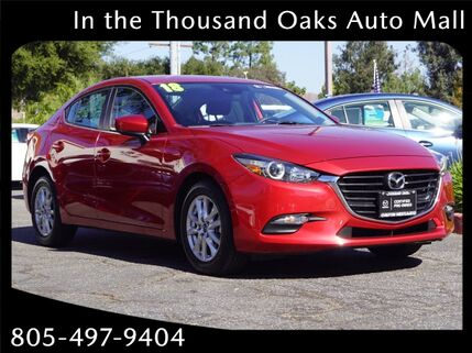 2018_Mazda_Mazda3_I SPORT_ Thousand Oaks CA
