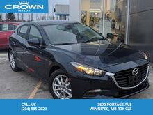2018_Mazda_Mazda3 Sport_GS Automatic *Local/One Owner*_ Winnipeg MB