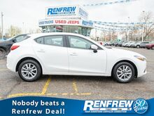 2018_Mazda_Mazda3 Sport_GS, Bluetooth, Heated Seats, Backup Camera_ Calgary AB