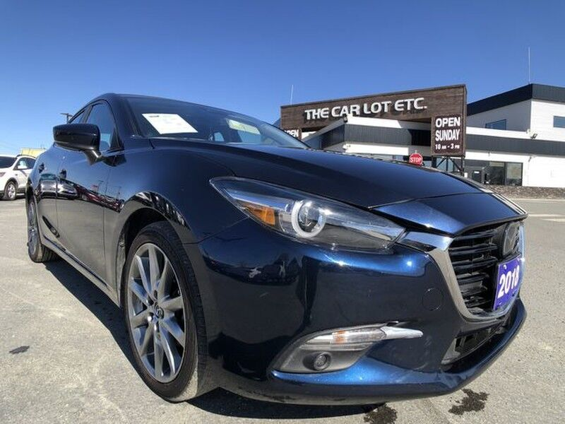 2018 Mazda Mazda3 Sport GT PREVIOUS DAILY RENTAL Greater Sudbury ON