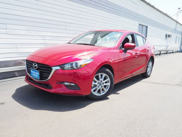 2018 Mazda Mazda3 Sport w/Preferred Pkg Portsmouth NH