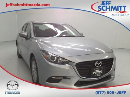 2018_Mazda_Mazda3_Sport_ Beavercreek OH