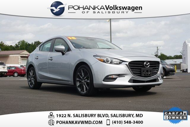 2018 Mazda Mazda3 Touring ** ONE OWNER ** 36+ MPG ** Salisbury MD