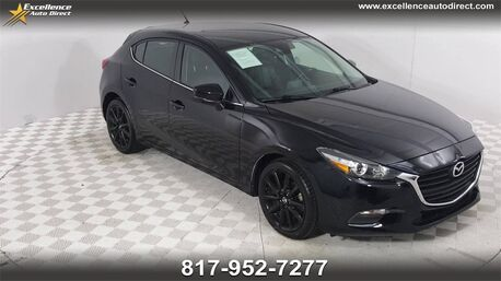 2018_Mazda_Mazda3_Touring BLIND SPOT,,BCK-CAM,BUCKET SEATS,BLUETOOTH..._ Euless TX