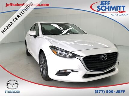 2018_Mazda_Mazda3_Touring BOSE/MOONROOF_ Dayton area OH