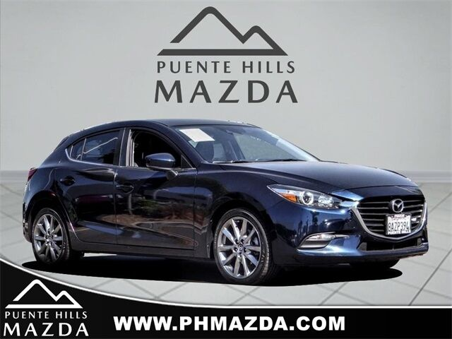 2018 Mazda Mazda3 Touring City of Industry CA