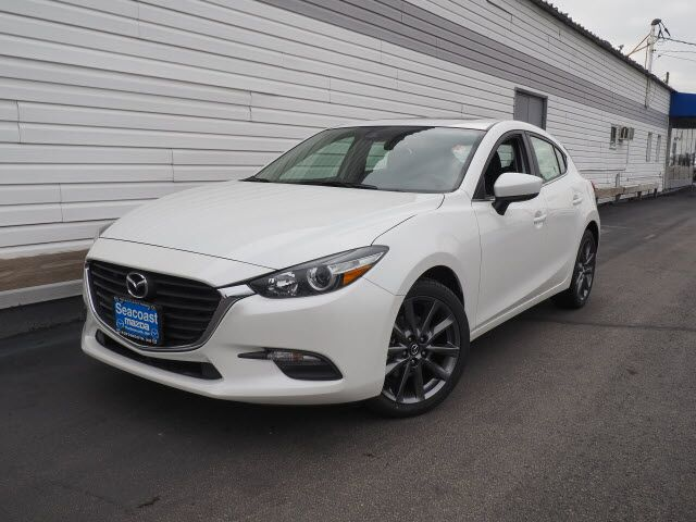 2018 Mazda Mazda3 Touring w/Moonroof & Bose Portsmouth NH