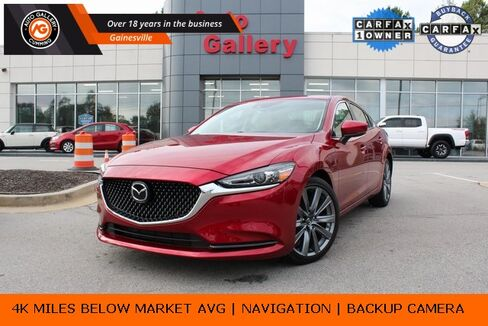 2018_Mazda_Mazda6_Grand Touring_ Gainesville GA