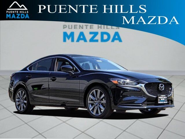 2018 Mazda Mazda6 Grand Touring City of Industry CA
