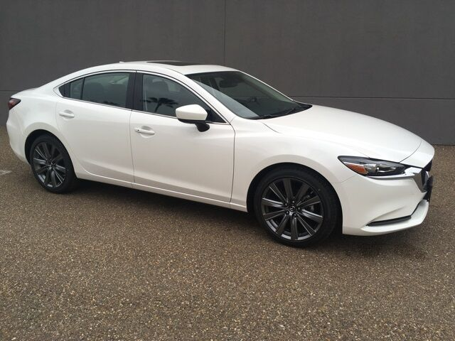 2018 Mazda Mazda6 Grand Touring Edinburg TX