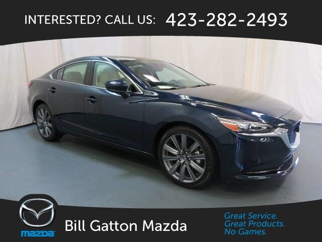 2018 Mazda Mazda6 Grand Touring Johnson City TN