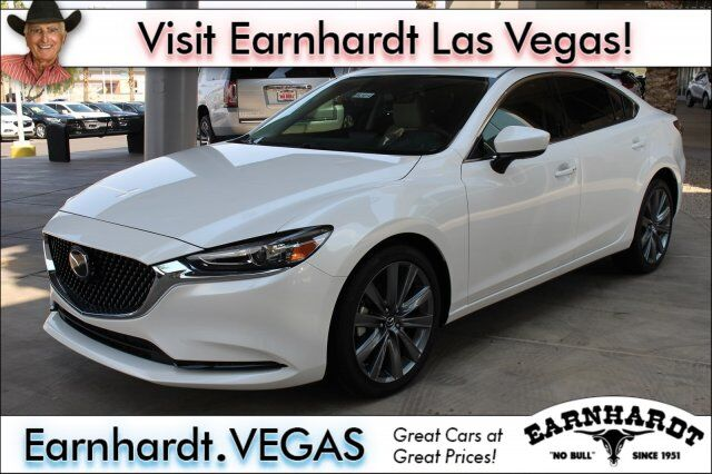 2018 Mazda Mazda6 Grand Touring Las Vegas NV