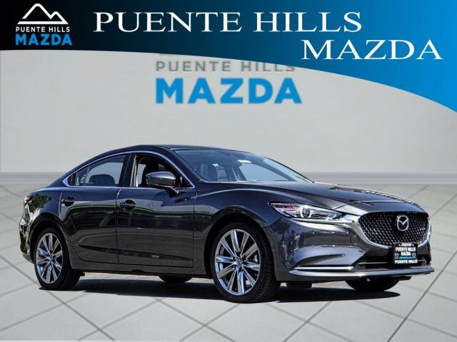 2018 Mazda Mazda6 Grand Touring Reserve City of Industry CA