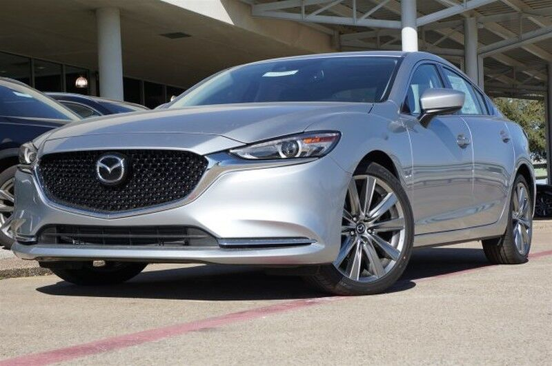 2018 Mazda Mazda6 Grand Touring Reserve Irving TX